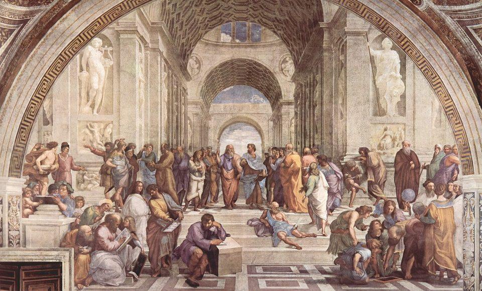 Educacion en antigua roma